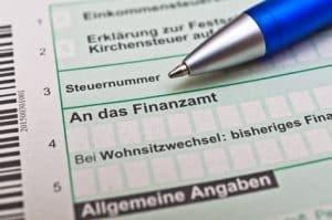 Haben Sie Ihre Einkommenssteuererklärung nicht gemacht und benötigen anwaltlichen Rat?