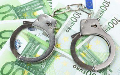 Wie hoch ist die Strafe bei Steuerhinterziehung?