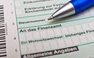 Einkommenssteuererklärung nicht gemacht – was jetzt?
