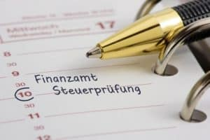 Steuerprüfung bei Steuerhinterziehung